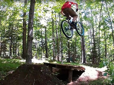Desire: A One Minute Mountain Bike Video