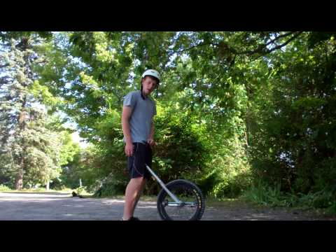 How to Ride a Unicycle (Part 1)