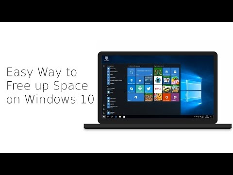 Easy Way to Free up Space on Windows 10 - Disk Cleanup