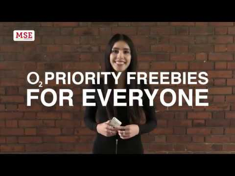 O2 Priority freebies for everyone