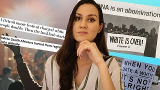 ENOUGH IS ENOUGH: Anti-white discrimination is ESCALATING
