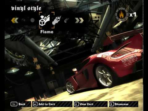 How To Make A Fast Car In NFS Most Wanted