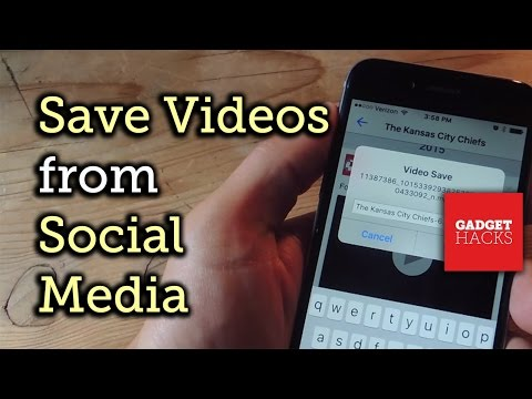 How to save Instagram videos to camera roll on iOS 7, 8, 9 & 10