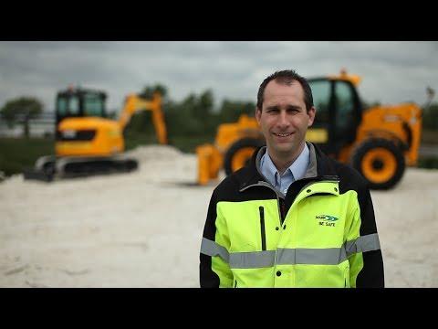 JCB Mini Excavator Testimonial - FGS Plant Ltd