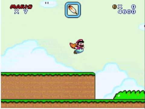 Super Mario Flash 2 (How To Fly)