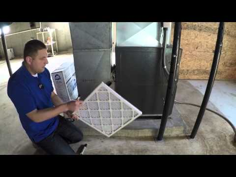 How To Change A Whole House Air Filter | Midwest Property Resources