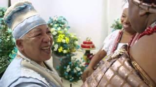 Pai Juarez De Bará Lanã - 50 Anos Orixá Bará Lanã - Batuque