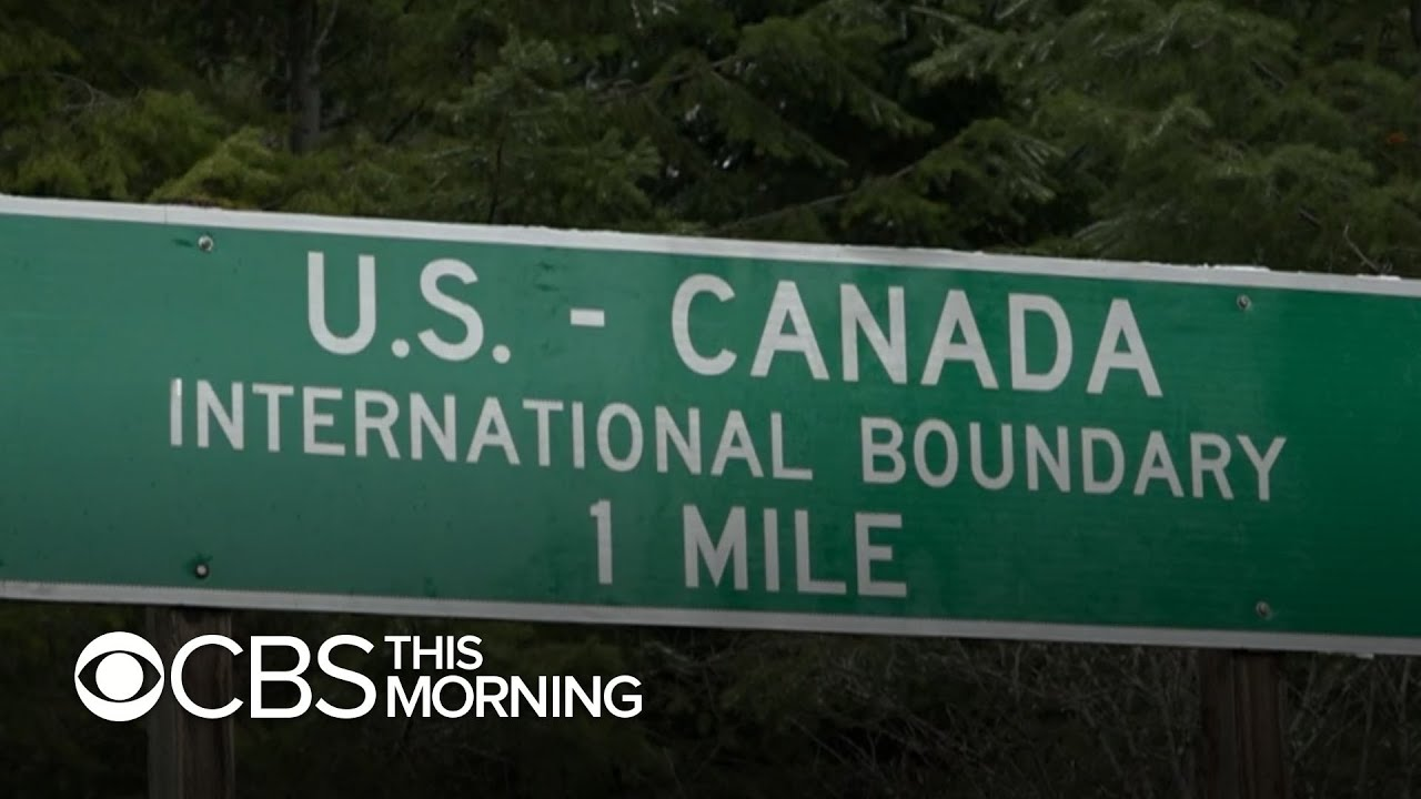 U.S.-Canada border closure impacts towns that rely on cross-border traffic