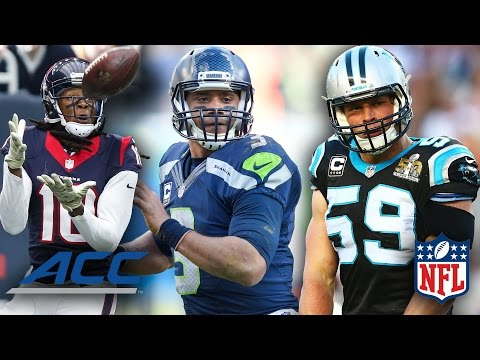 Top 10 NFL Players From ACC Schools