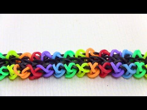 rainbow loom bracelet  14