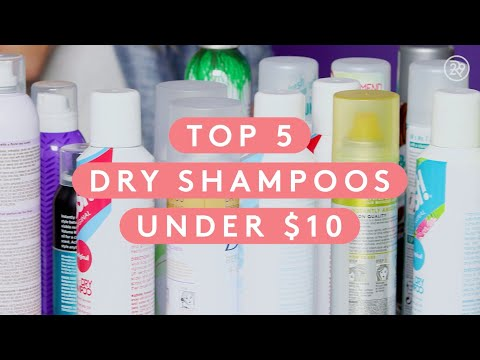 We Tested 100 Dry Shampoos To Find Our Favorite 5 | Beauty | Refinery29