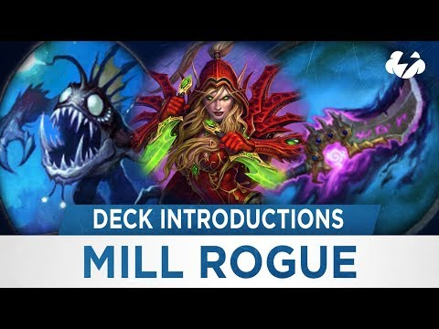 Hearthstone Deck Introductions | Mill Rogue [Kobolds & Catacombs]
