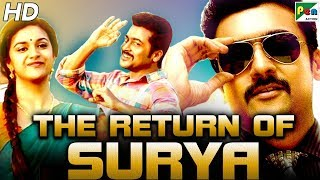 The Return Of Surya - Full Hindi Dubbed Movie in 20 Mins    Suriya, Keerthy Suresh, Ramya Krishnan