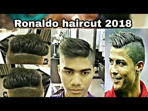 Ronaldo hairstyle like Cristiano Ronaldo ★ CR7 Undercut ★ MeCristiano Ronaldo Men's Haircut