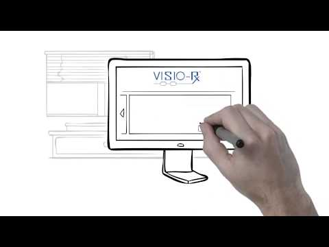 Visio-Rx.com: Buy Affordable Glasses Online! -- Whiteboard Video