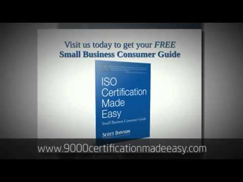 ISO Certification Process: ISO 9000 Certification