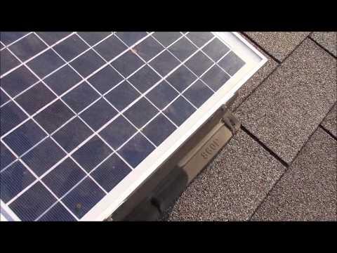 Save $$ This Summer - DIY Solar Attic Fan for $75