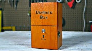 Most Useless Box Ever!
