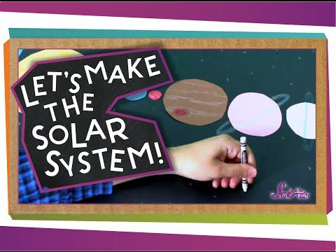 Let's Make the Solar System