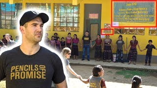 Become the Hero: Pencils of Promise, Flashback Friday (Lewis Howes Vlog)