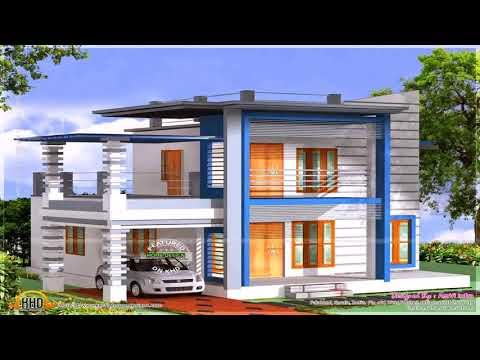 3 Bedroom House Designs In Kerala