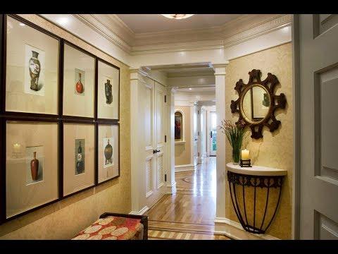 How to Organize Empty Hallway