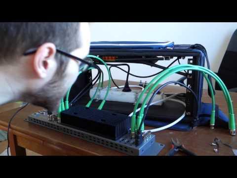 Building a TV Studio/Streaming rig in a flight case!