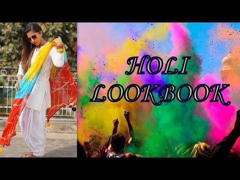 Happy Holi Wishes 2018 | Fat to Fab Holi LookBook | Suman SunShine Health & Beauty YouTube