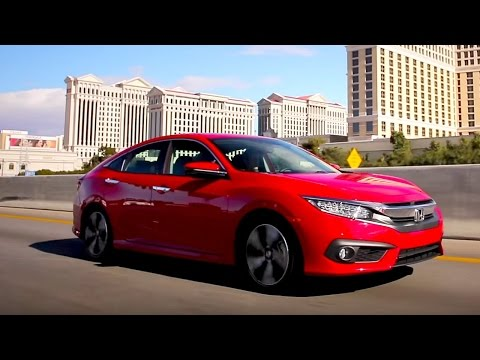 2017 Honda Civic - Review and Road Test