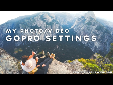 Best GoPro Settings HERO 5 - How To Get Best Quality From GoPro