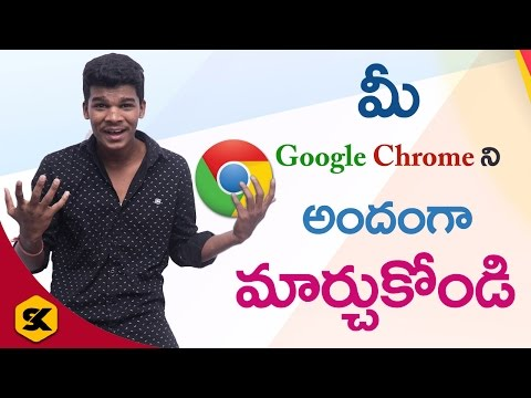 How To Customize Your Google Chrome Tab With Momentum | In Telugu By Raju Kanneboina