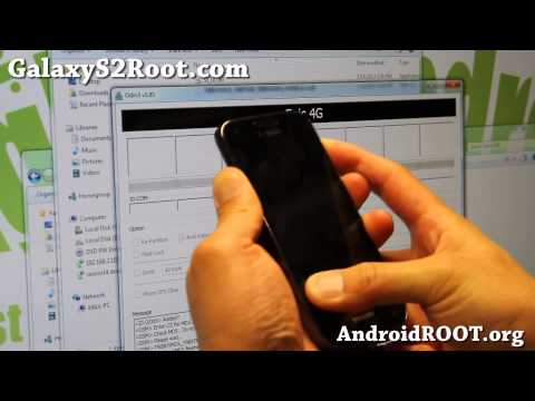 How to Unroot/Install T-Mobile Galaxy S2 Jelly Bean Official Firmware!
