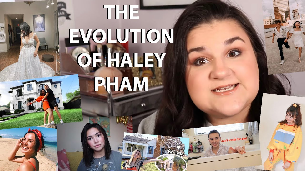 The Evolution of Haley Pham and Her Content