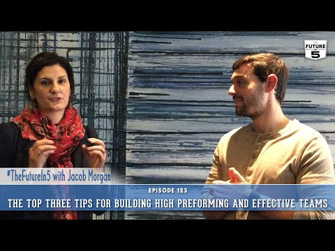 The Top Three Tips For Building High Preforming And Effective Teams