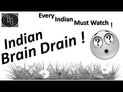 Indian Brain Drain