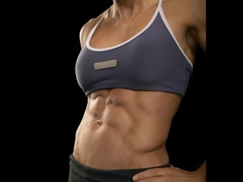 How Women Can Get Rock-hard Abs