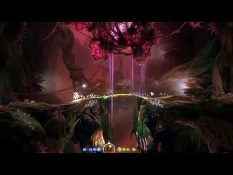 Ori And Blind Forest Part Cleaning The Water