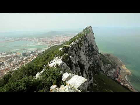 On The Edge of Continents (Andalucia, Morocco, Gibraltar)
