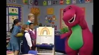 Barney If All the Raindrops Song (1994 & 2001 Versions Mixed)