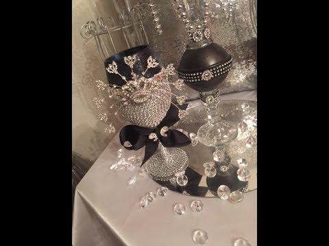 My Wedding DIYS: Custom Wedding Glasses Tutorial