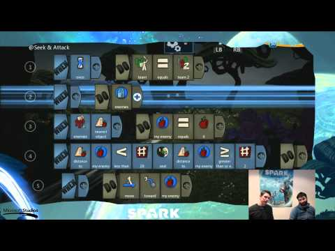 Project Spark Education Stream: Respawn and Restart