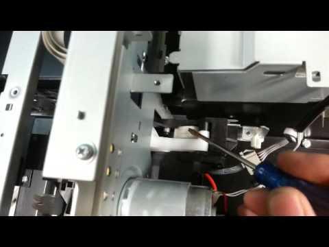 1390 ink gear reset