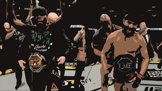 UFC 251: Usman vs Masvidal - Super Necessary