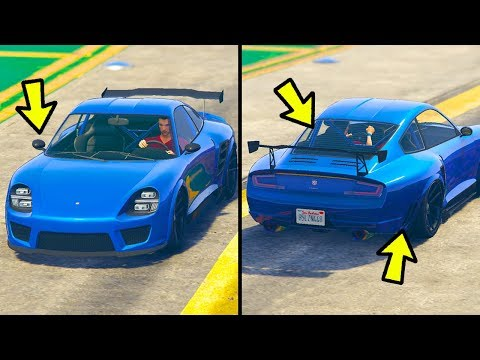 GTA 5 ONLINE NEW COMET SR DLC CAR! 10 Things You Need To Know Before You Buy! (GTA 5)