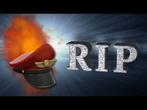 RIP Burning Flames Team Captain