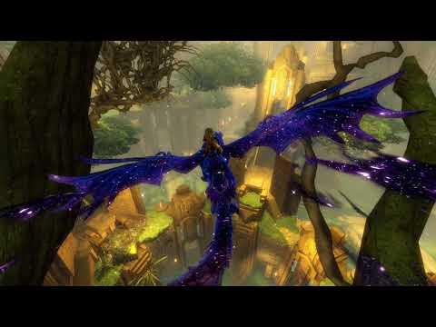 Guild Wars 2 - Starbound Griffin Mount Skin