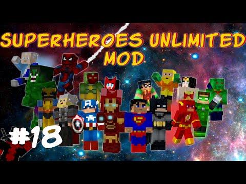 Minecraft - Superheroes Unlimited S02E18 - Green Lantern's light!!!