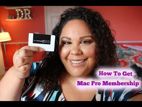 How to apply for a mac pro membership