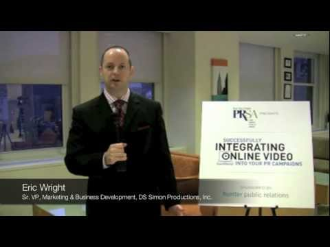 Successfully Integrating Video Into Your PR Campaigns