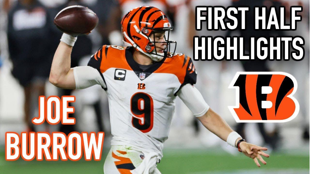 Joe Burrow 2020 First Half Highlights